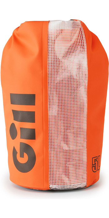 2020 Gill Wet and Dry Bag 5L Tango L055
