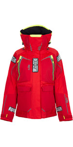 2021 Gill Womens OS1 Offshore Ocean Jacket in RED OS12JW