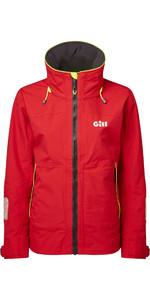 2021 Gill Womens OS3 Coastal Jacket OS32JW - Red