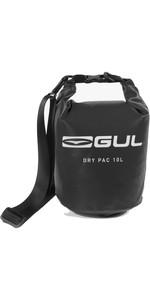 2021 Gul 10L Heavy Duty Dry Bag Lu0117-B9 - Black