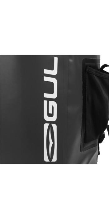 2021 Gul 40L Heavy Duty Dry Backpack Lu0120-B9 - Black