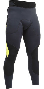 2020 Gul Code Zero 3mm Flatlock Neoprene Trousers Black CZ8303-B2