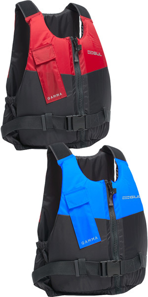 2018 GUL Gamma 50N Buoyancy Aid GREY / RED & BLUE GM0380-A9 Bundle Offer