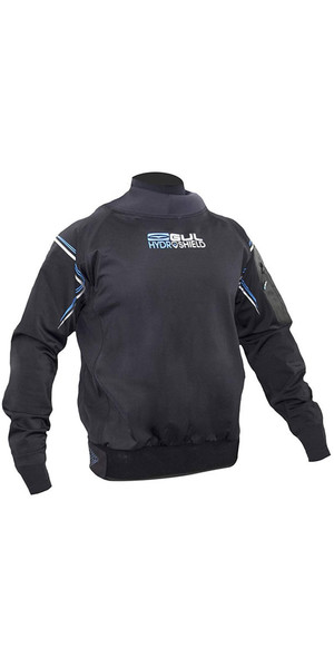 2018 Gul Hydroshield Dry Top Black ST0032-B1