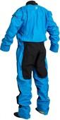 2020 GUL Junior Dartmouth Eclip Zip Drysuit Inc Underfleece Blue GM0378-B5