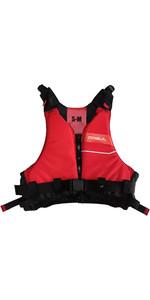 2021 Gul Recreation 50N Buoyancy Aid Gk0007-B7 - Red / Black