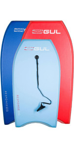 Gul Response Family Package Bodyboards - 2 Adult 1 Junior - Blue, Red + Light Blue