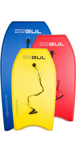 2020 Gul Response Family Package Bodyboards - 1 Adult 2 Junior - Blue, Red & Yellow