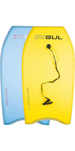 Gul Response Junior Bodyboard Twin Pack - 2 Junior - Light Blue & Yellow