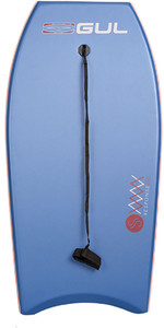 2019 Gul Response Mesh Adult 44 Bodyboard Blue GB0030-B4