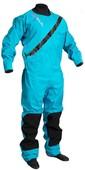 2020 Gul Womens Dartmouth Eclip Zip Drysuit GM0383-B5 - Blue