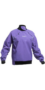 2020 Gul Womens Gamma Taped Spray Top Violet ST0033-B5
