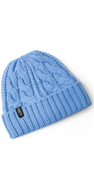 2018 Gill Cable Knit Beanie Blue HT32