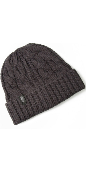 2018 Gill Cable Knit Beanie Graphite HT32