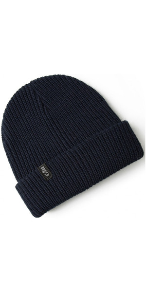 2018 Gill Floating Beanie NAVY HT37