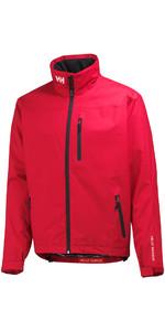 Helly Hansen Crew Jacket RED 30263