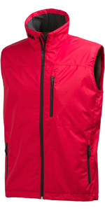 2018 Helly Hansen Crew Vest RED 30270