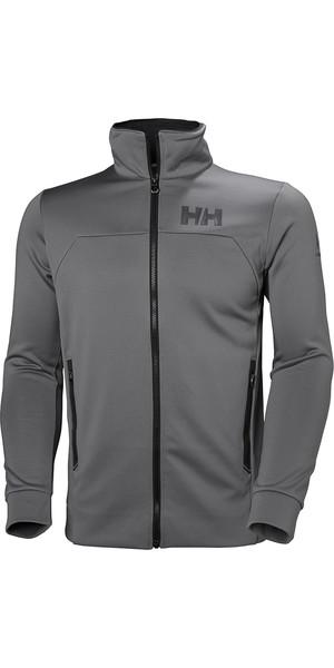 2019 Helly Hansen HP Fleece Jacket Quiet Shade 34043