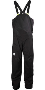 2019 Helly Hansen HP Pull On Bib Salopettes Ebony 33881