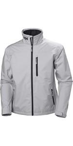 2020 Helly Hansen Crew Jacket Grey Fog 30263