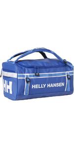 2018 Helly Hansen 50L Classic Duffel Bag 2.0 S Olympian Blue 67167