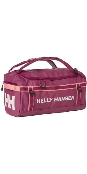 2018 Helly Hansen 30L Classic Duffel Bag 2.0 XS Plum 67166