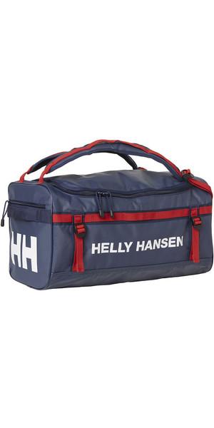 2018 Helly Hansen 30L Classic Duffel Bag 2.0 XS Evening Blue 67166