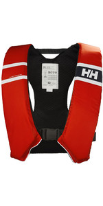 2018 Helly Hansen 50N Comfort Compact Buoyancy Aid Alert Red 33811