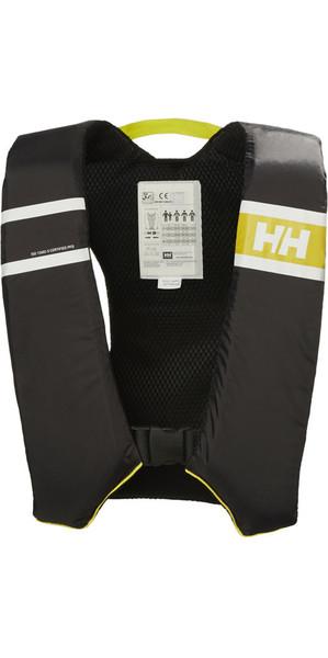 2018 Helly Hansen 50N Comfort Compact Buoyancy Aid Ebony 33811