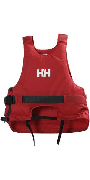 2018 Helly Hansen 50N Launch Bouyancy Aid Alert Red 33825