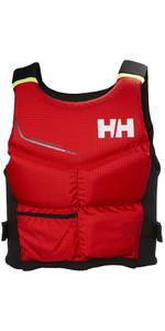 2018 Helly Hansen 50N Rider Stealth Vest / Buoyancy Aid Alert Red 33808