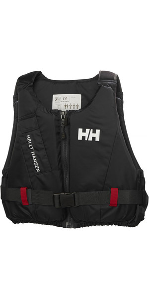 2018 Helly Hansen 50N Rider Vest / Buoyancy Aid Navy / Silver 33820