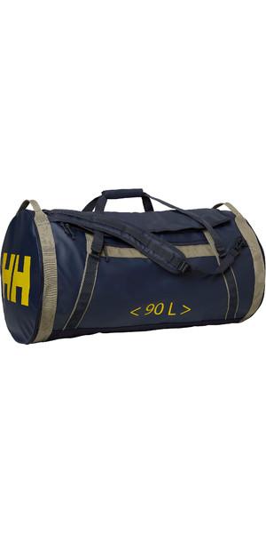 2019 Helly Hansen 90L Duffel Bag 2 Graphite Blue 68003