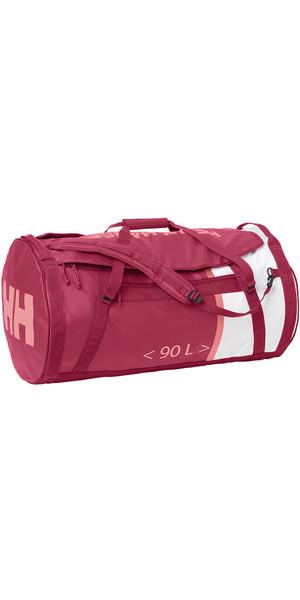 2018 Helly Hansen 90L Duffel Bag 2 Persian Red 68003