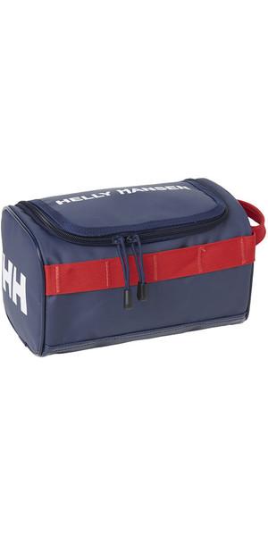 2018 Helly Hansen Classic Wash Bag Evening Blue 67170