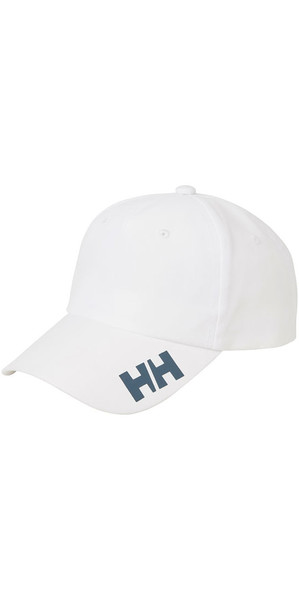 2018 Helly Hansen Crew Cap White 67160