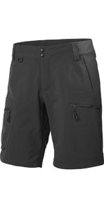 Helly Hansen Crewline Cargo Shorts Ebony 33937