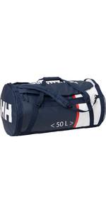2019 Helly Hansen HH 50L Duffel Bag 2 Evening Blue 68005
