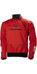 2019 Helly Hansen HP Foil Smock Top Alert Red 33877
