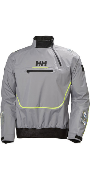 2019 Helly Hansen HP Foil Smock Top Silver Grey 33877