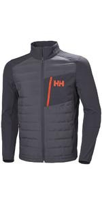 2019 Helly Hansen HP Insulator Jacket Graphite Blue 33928
