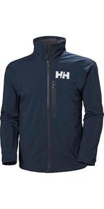 2020 Helly Hansen HP Racing Midlayer Jacket Navy 34041