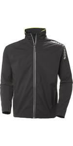 2018 Helly Hansen HP Shore Jacket Ebony 54106