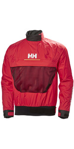 2020 Helly Hansen HP Smock Top Alert Red 33913