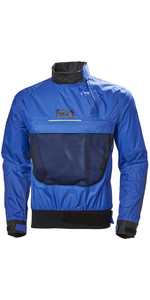 2019 Helly Hansen HP Smock Top Olympian Blue 33913