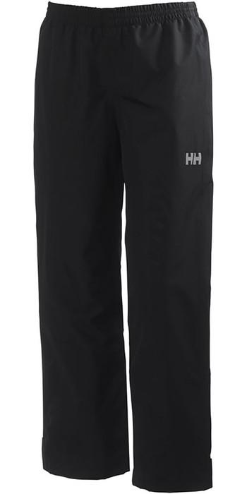 Helly Hansen Junior Dubliner Trousers Black 40330