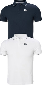 Helly Hansen Mens Kos Polo Twin Package - White & Navy