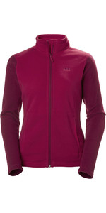 Helly Hansen Womens Daybreaker Fleece Jacket Persian Red 51599