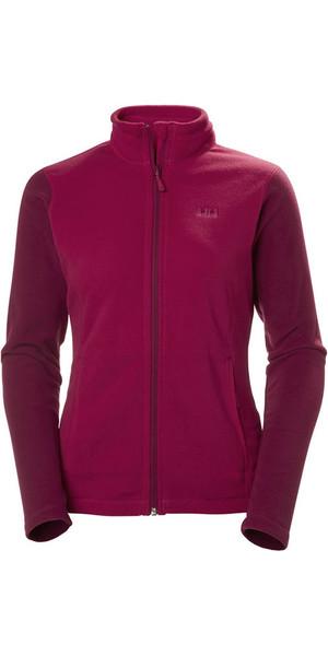 2018 Helly Hansen Ladies Daybreaker Fleece Jacket Persian Red 51599