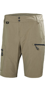 2019 Helly Hansen Mens Crewline Cargo Shorts Fallen Rock 33937